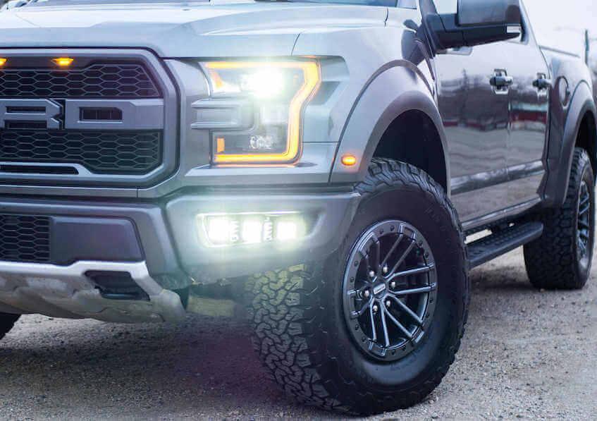 Offroad Umbau Tuning Ford Raptor